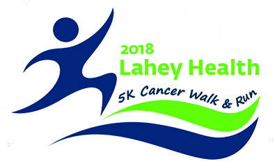 Lahey Health 5K Cancer Walk & Run logo