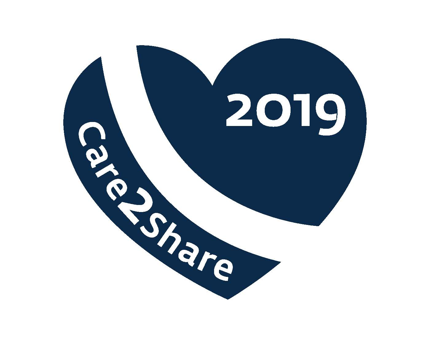 Care2Share heart logo