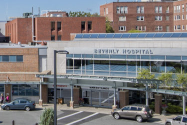 Beverly Hospital exterior