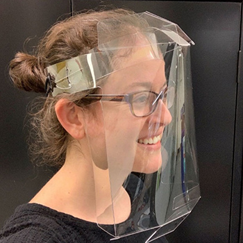 MIT face shield