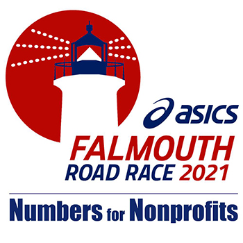 ASIC Falmouth Road Race logo