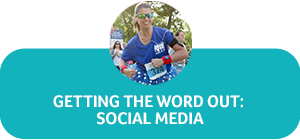 Getting the word out: Social Media
