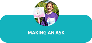 making an ask